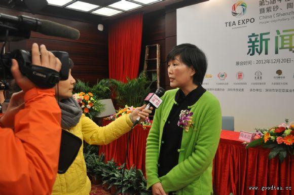 首次举办的茶席创意设计大赛已经征集到来自大专院校茶艺队,茶文化