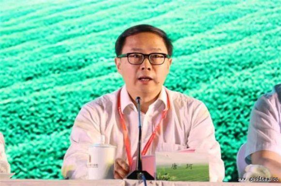 農業農村部市場與經濟信息司司長唐珂